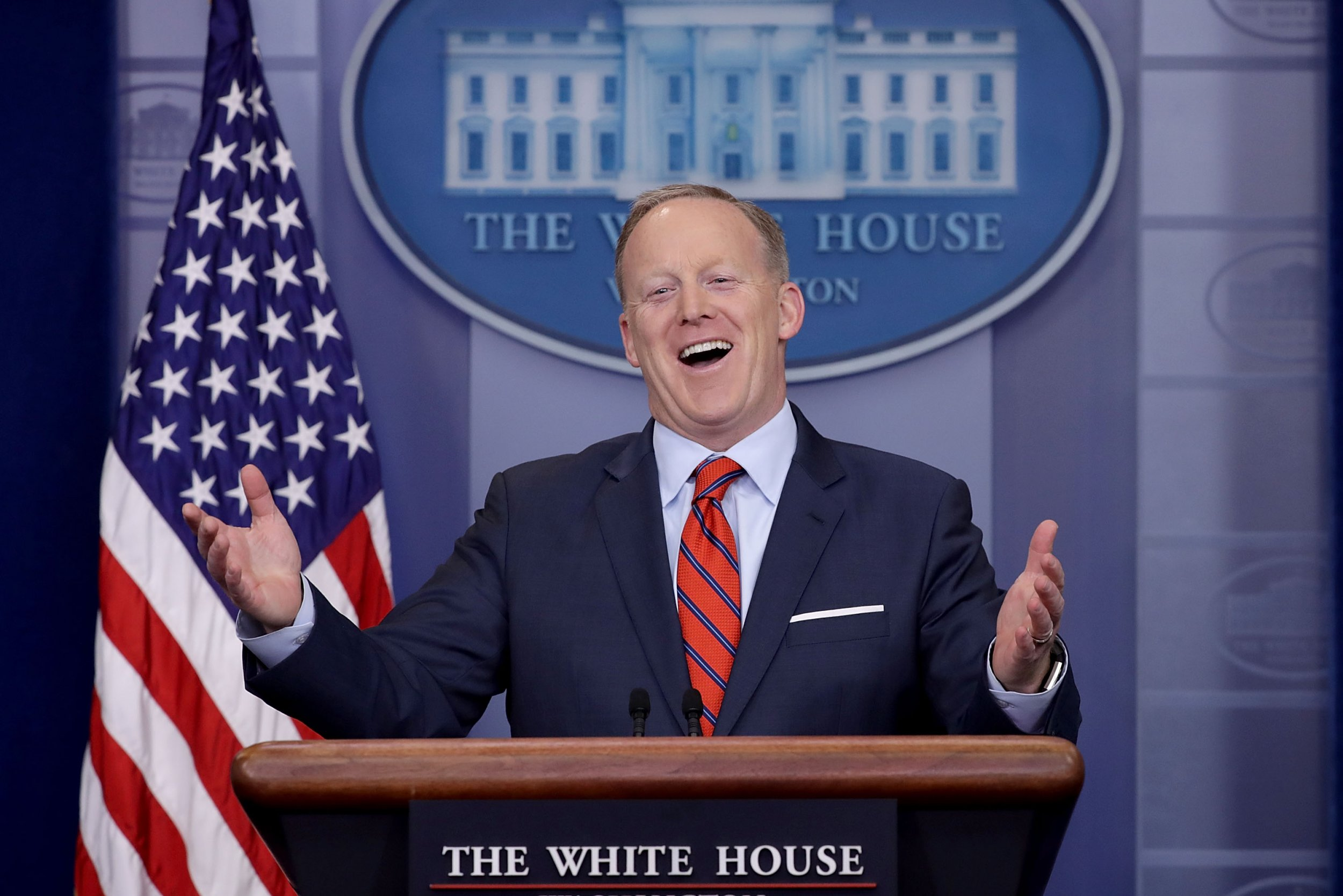 sean spicer to return to white house press briefings, but you