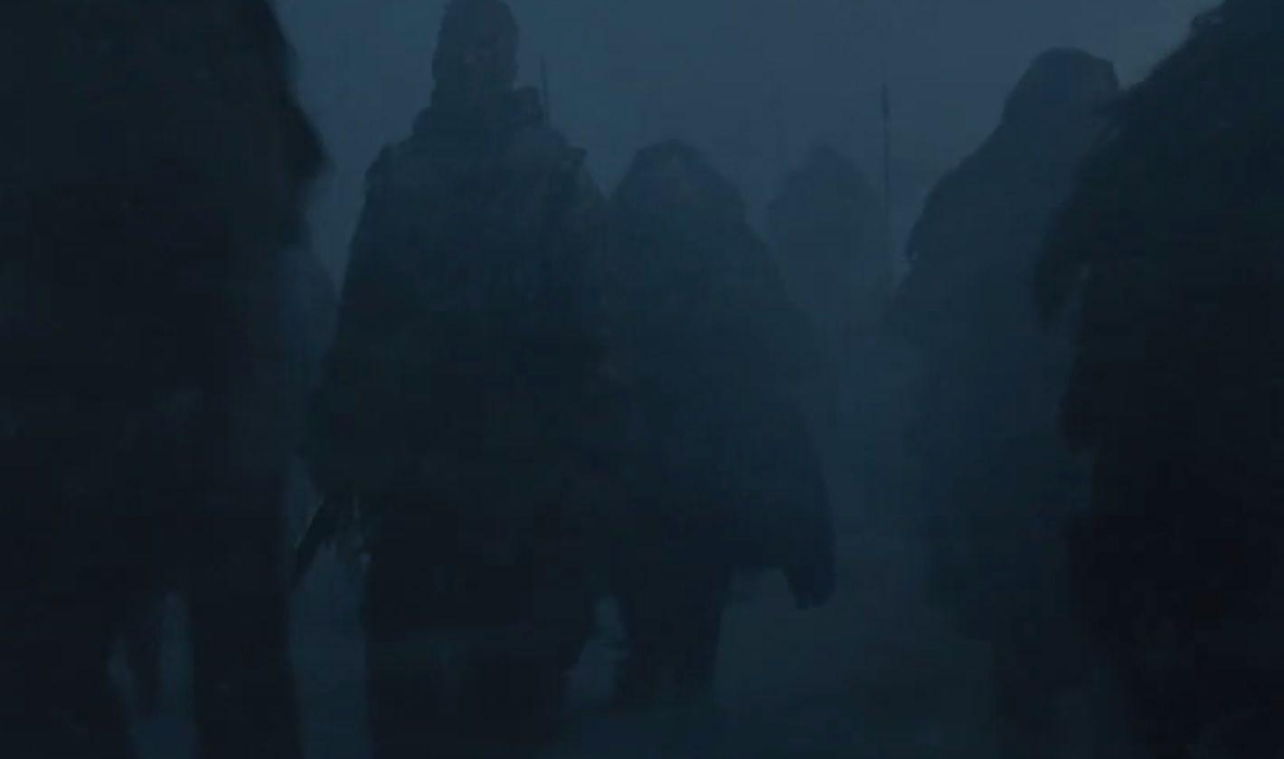 """Brann Dailor of Mastodon in """"Game of Thrones"""" 7x01"""