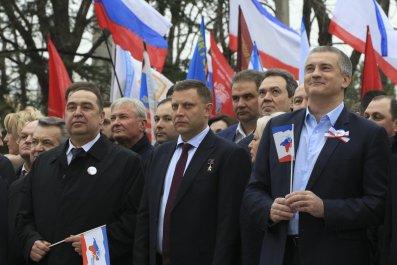 Russian separatist leaders