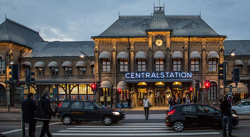 Göteborg Central Station