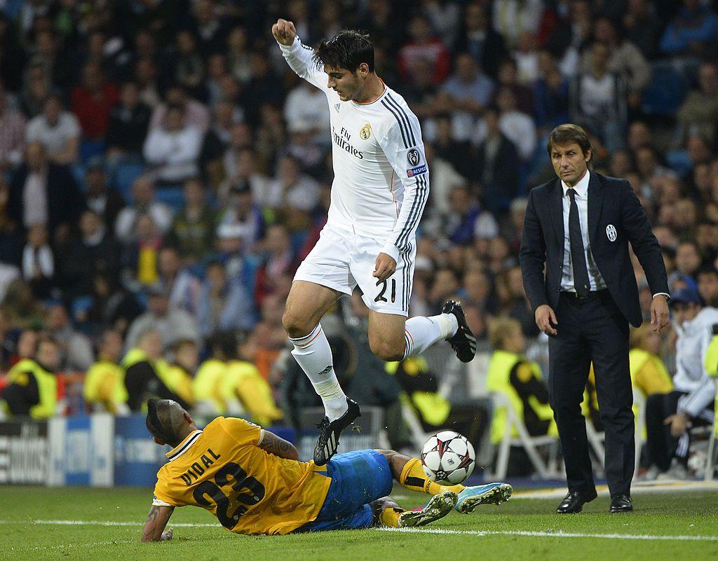 Morata and Conte