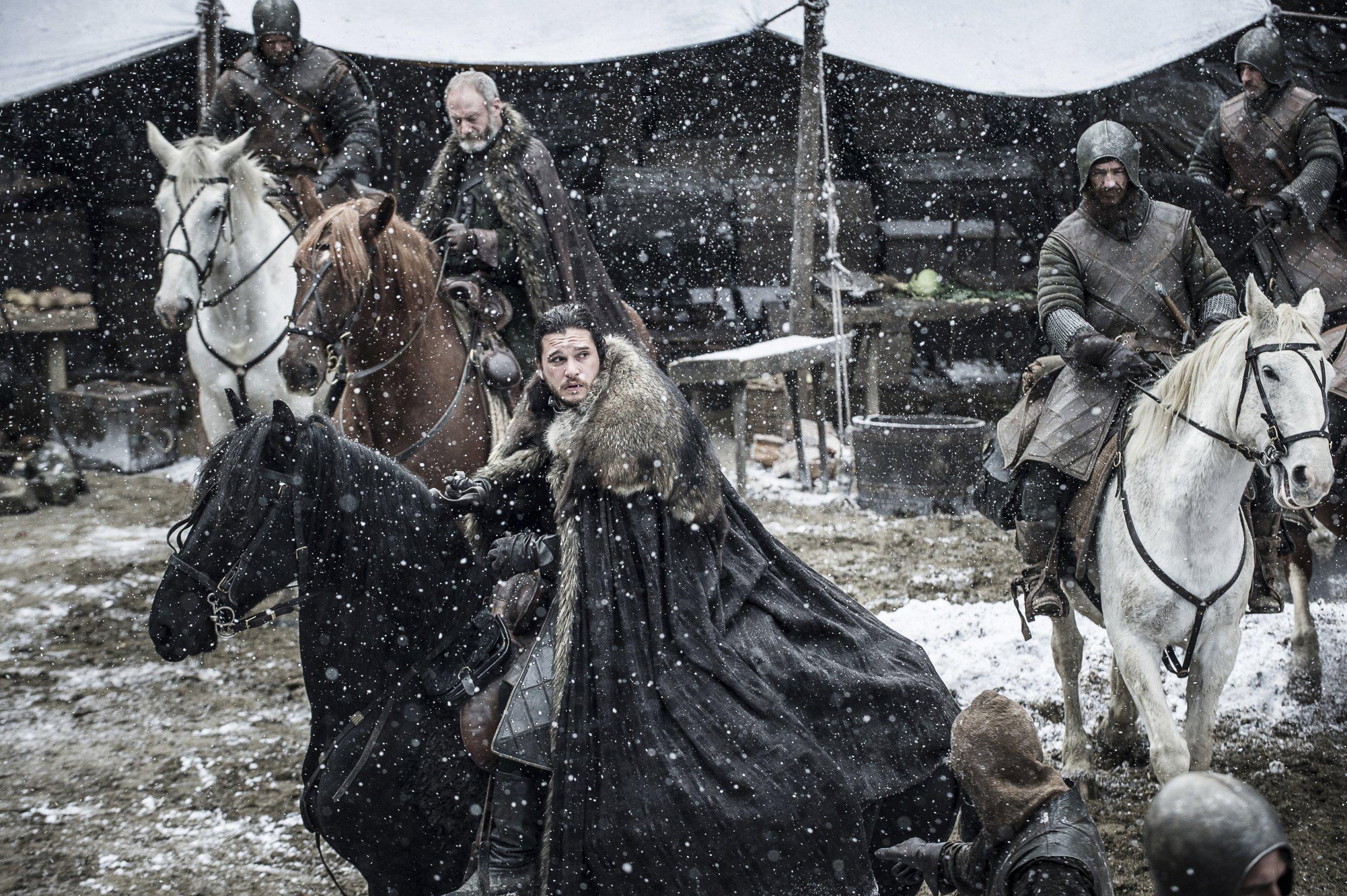 "Game of Thrones 7x02 - ""Stormborn"""