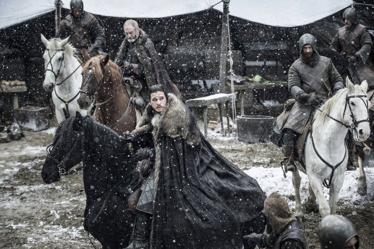 Game of Thrones 7x02 -