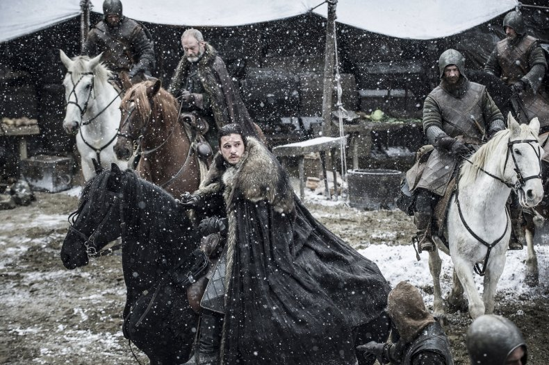 "Game of Thrones 7x02 - ""Stormborn"""