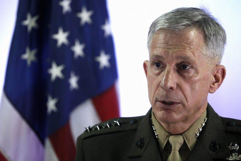 AFRICOM commander
