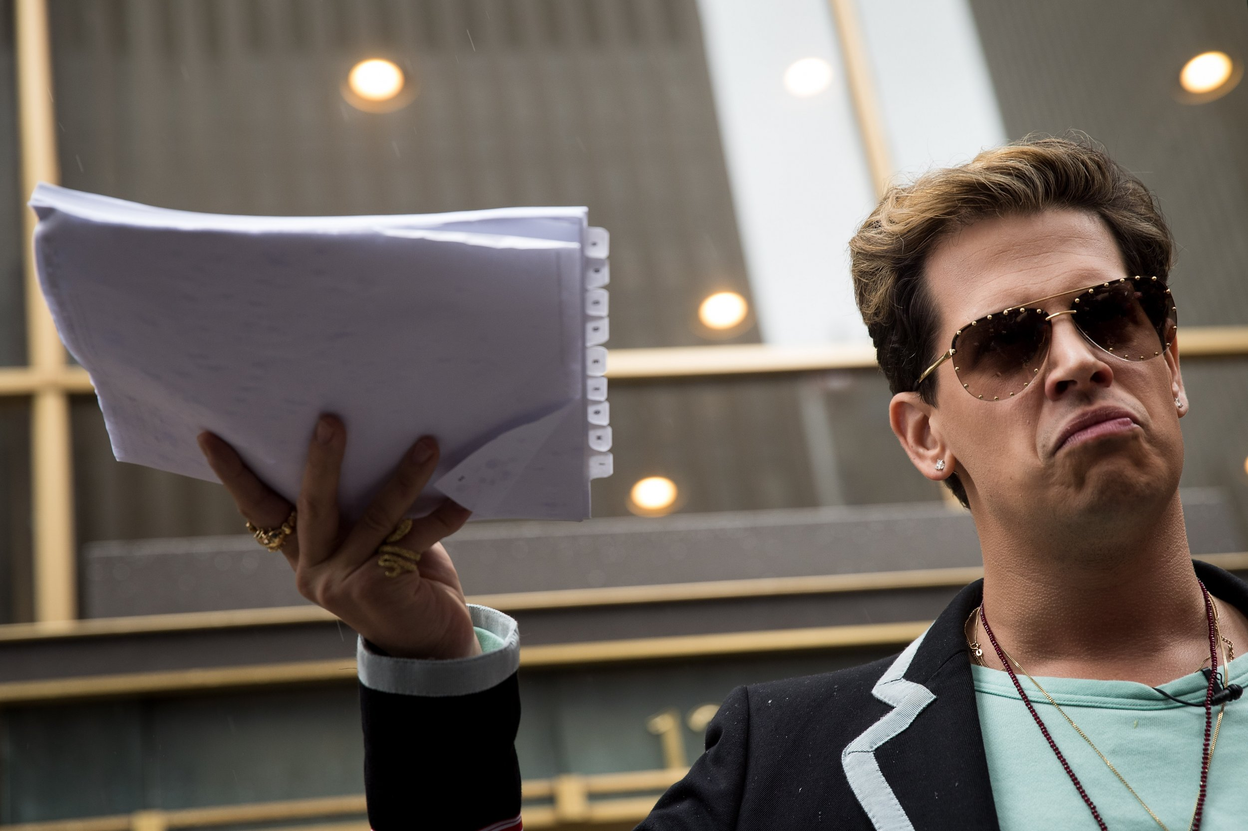 Milo Yiannopoulos Book