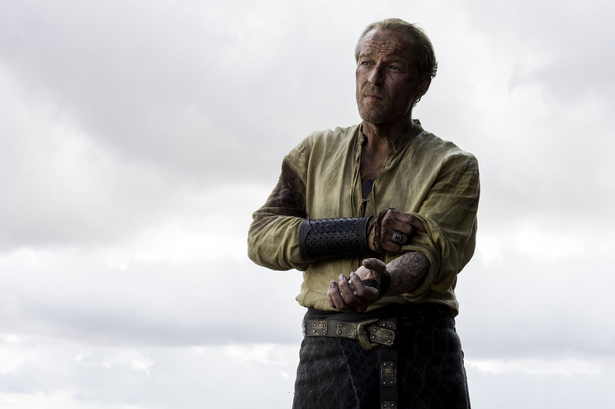 Game of Thrones': What Is Greyscale? Jorah Mormont's