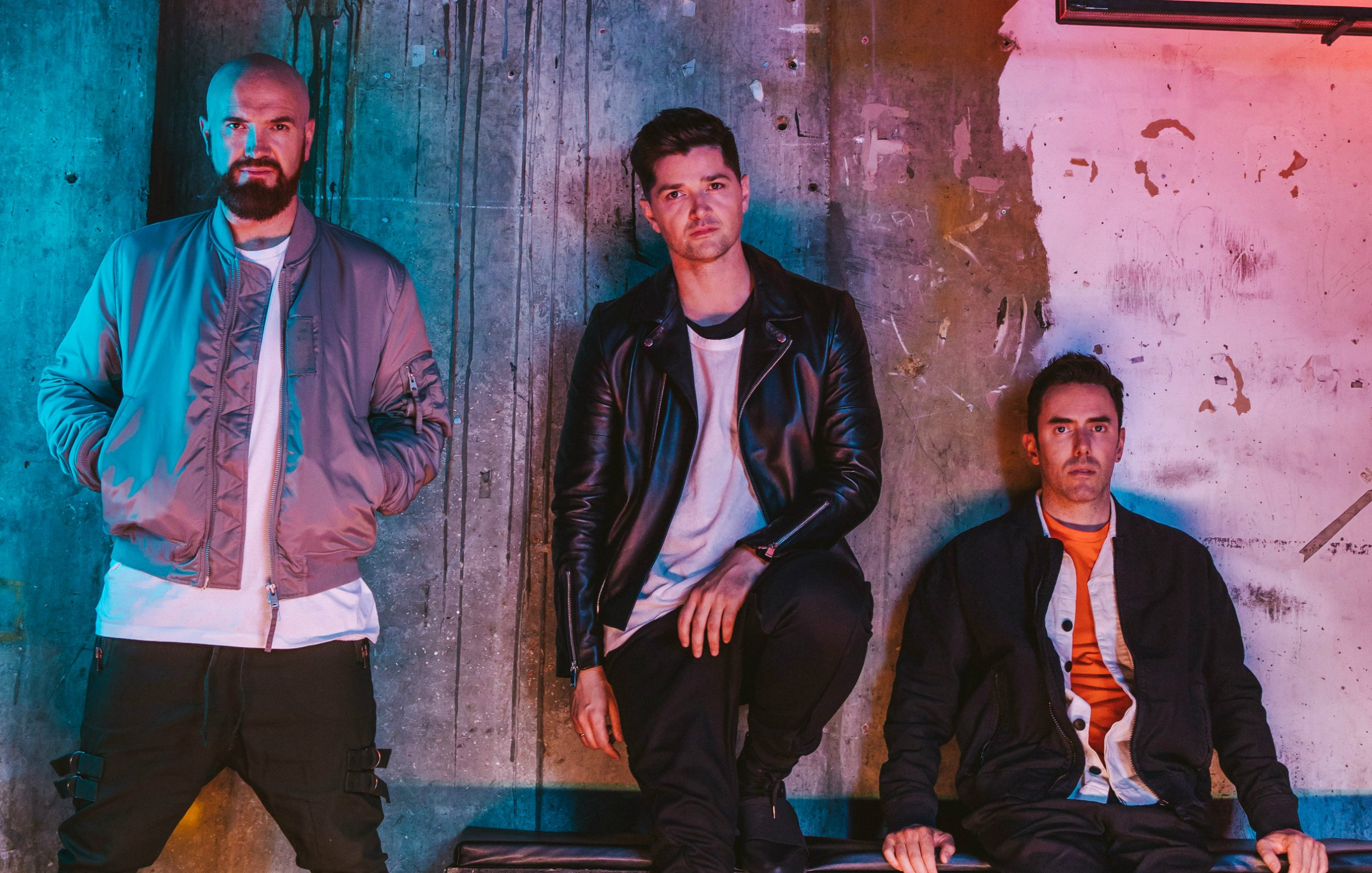 The Script talk Rain and their new album