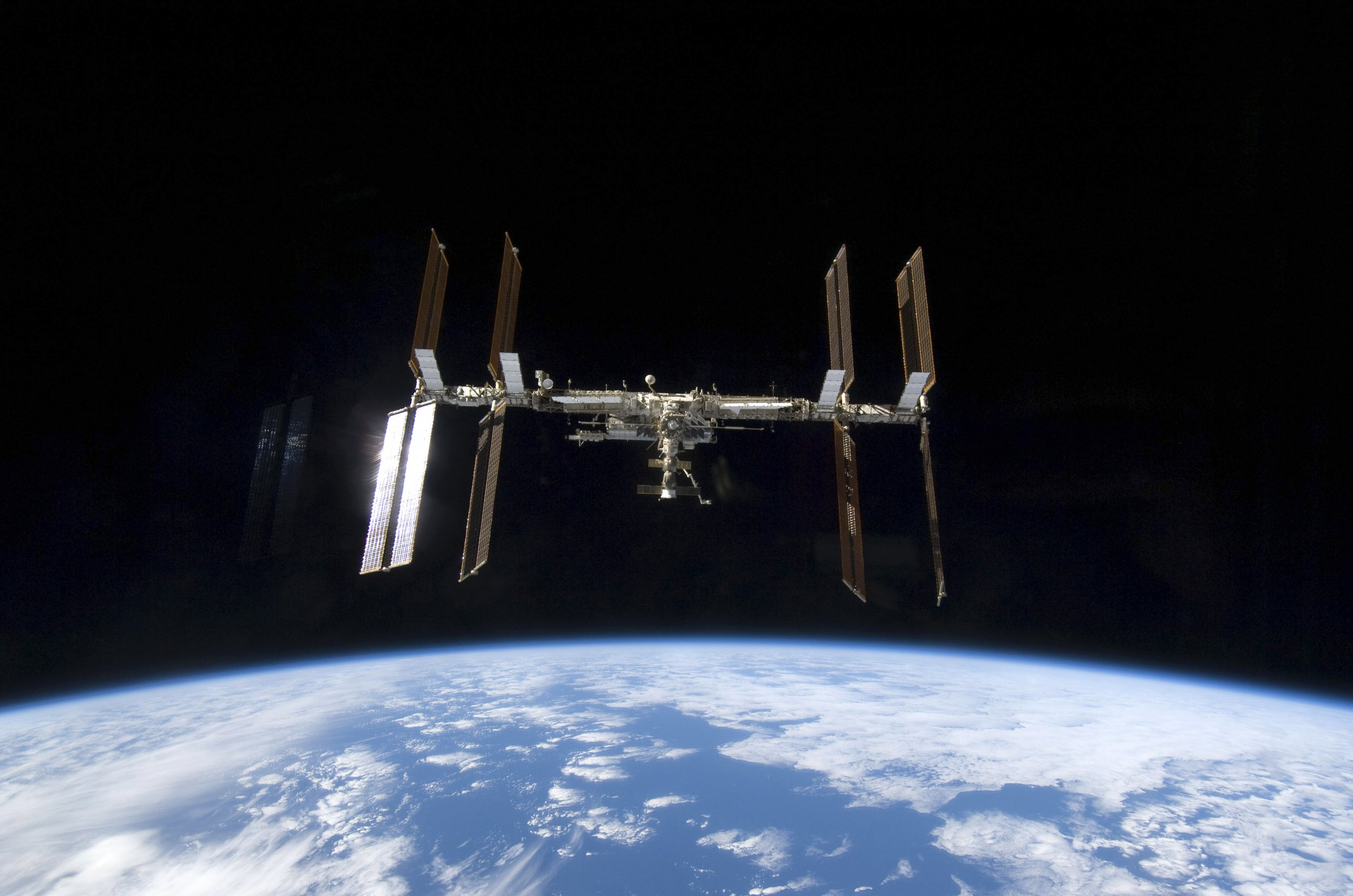 international space station space view - photo #11