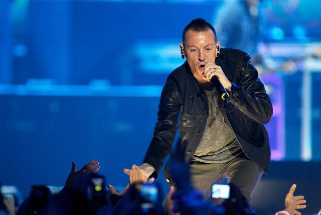Depression can affect anybody—including celebrities like Chester Bennington