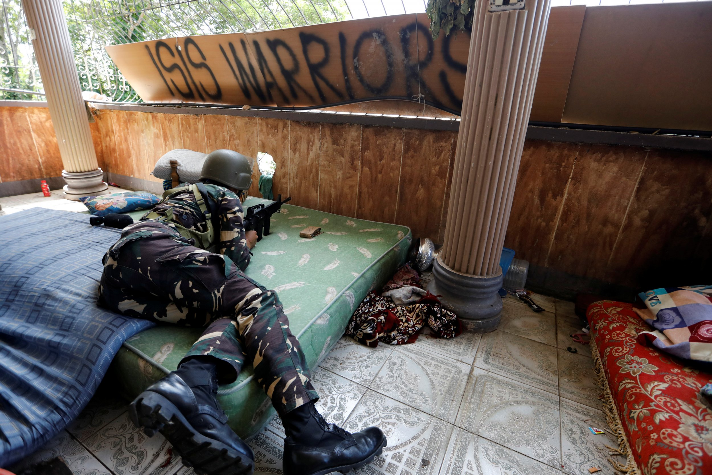 ISIS leaders in Syria funded Philippine militants ahead of city takeover