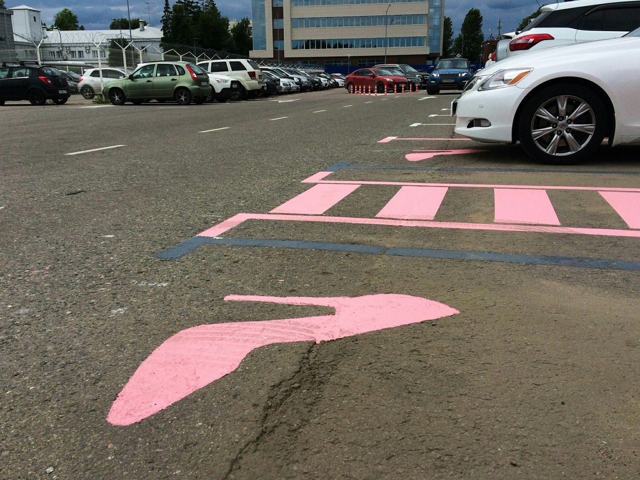 domodevo parking