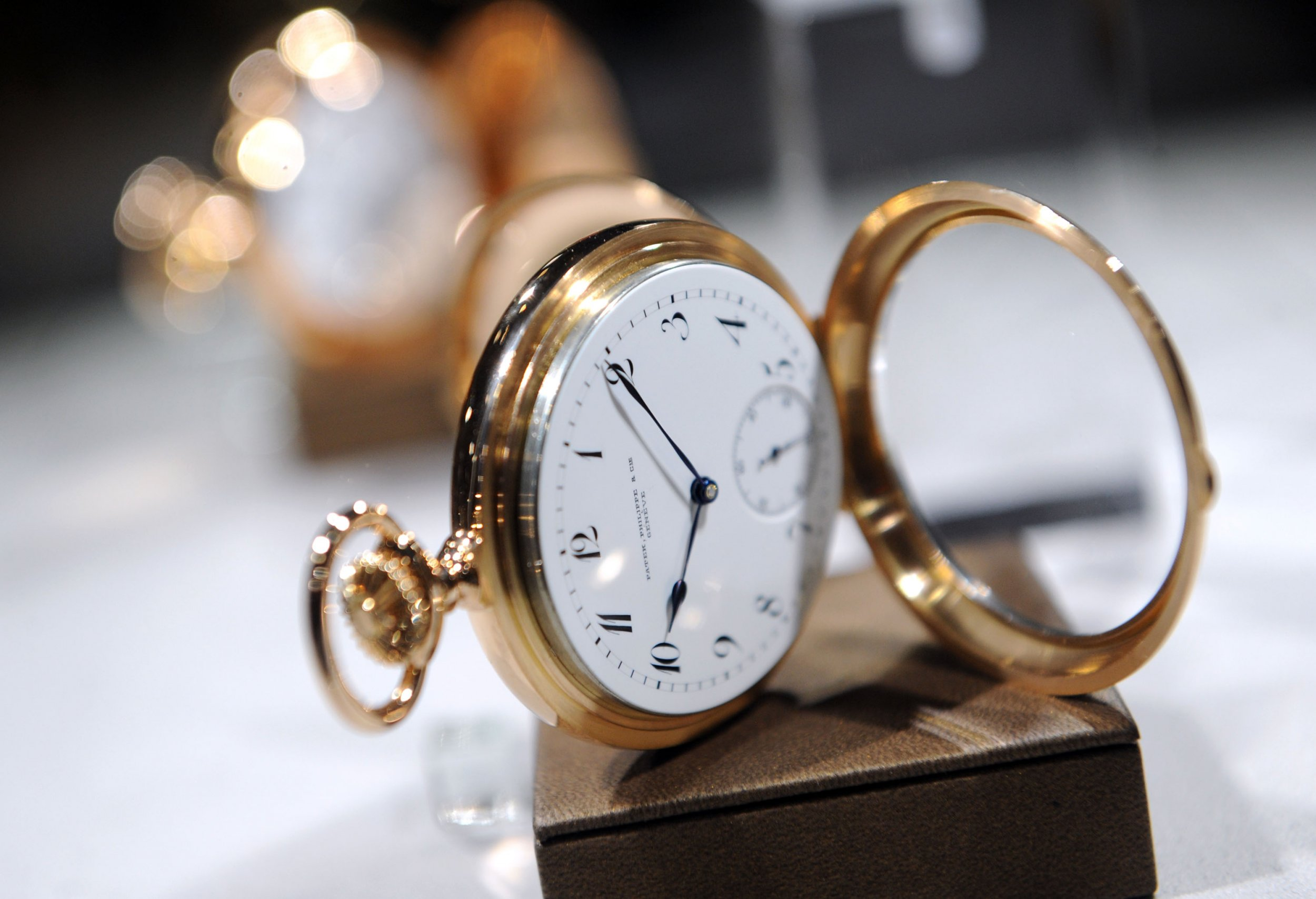 The most expensive watch ever made patek philippe shows off the world 39 s most valuable for Watches expensive