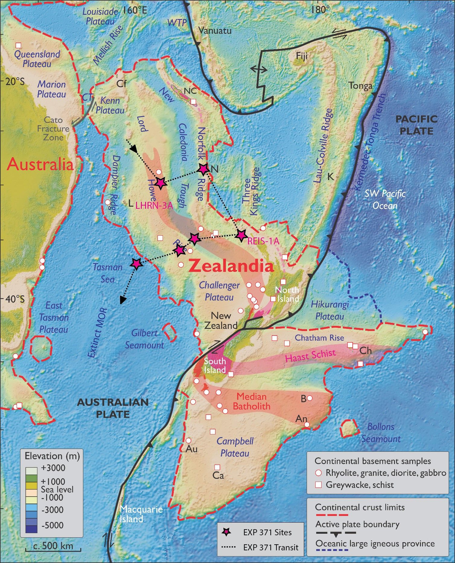 Scientists are about to drill into the lost continent of Zealandia