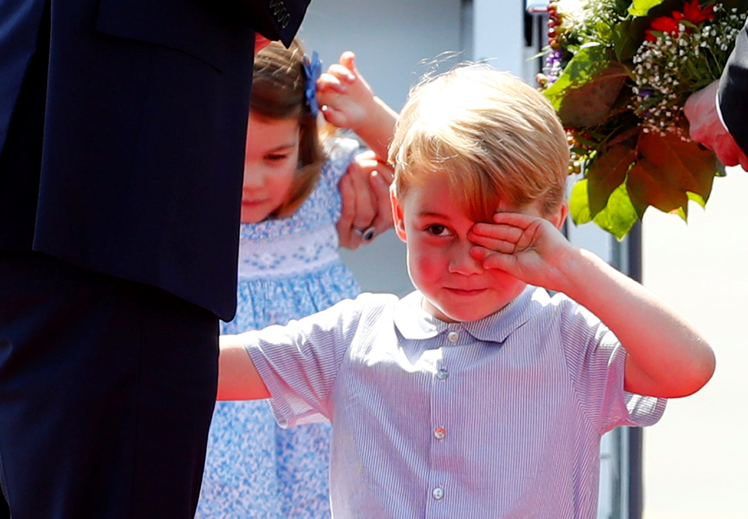 Prince George Turns 4 How Growing Up Royal Can Be Tougher