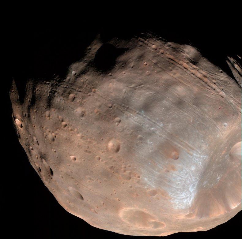 7-21-17 Mars Phobos 2