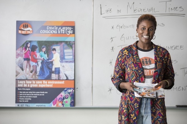 "Everything that happened on season one of ""Insecure"""
