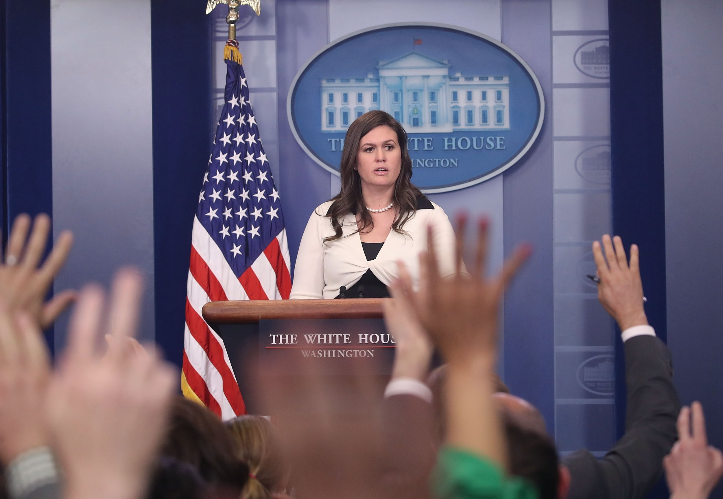 Meet Sarah Huckabee Sanders, Trump's new spokeswoman who has long defended bombastic conservatives