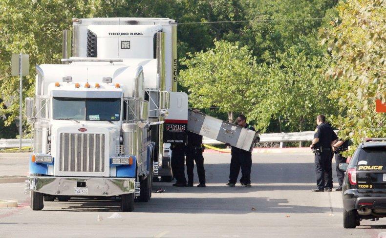 Truck trailer tragedy 2