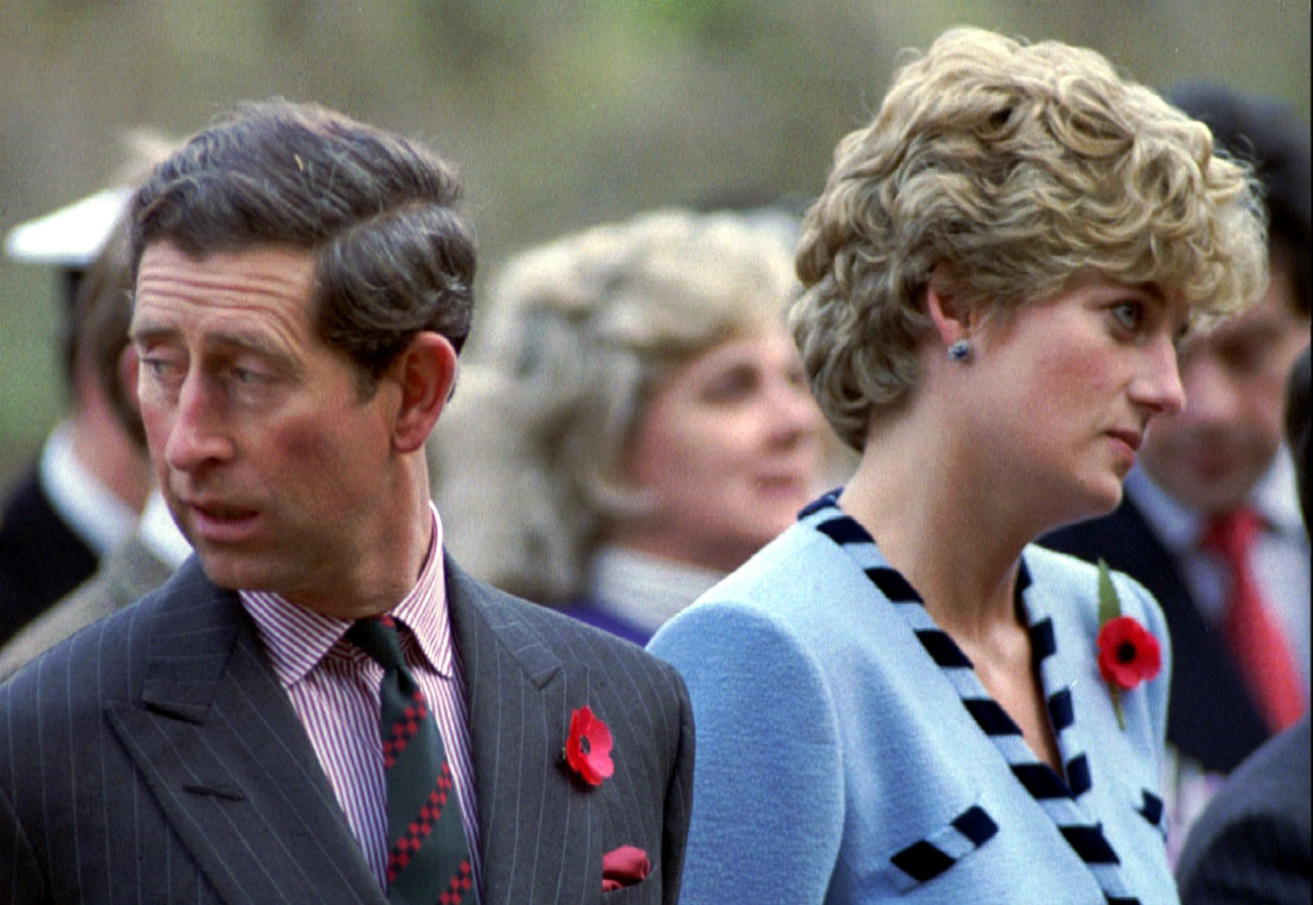 Queen Elizabeth II's Fear for Princess Diana's Mental Health Revealed in New Documentary