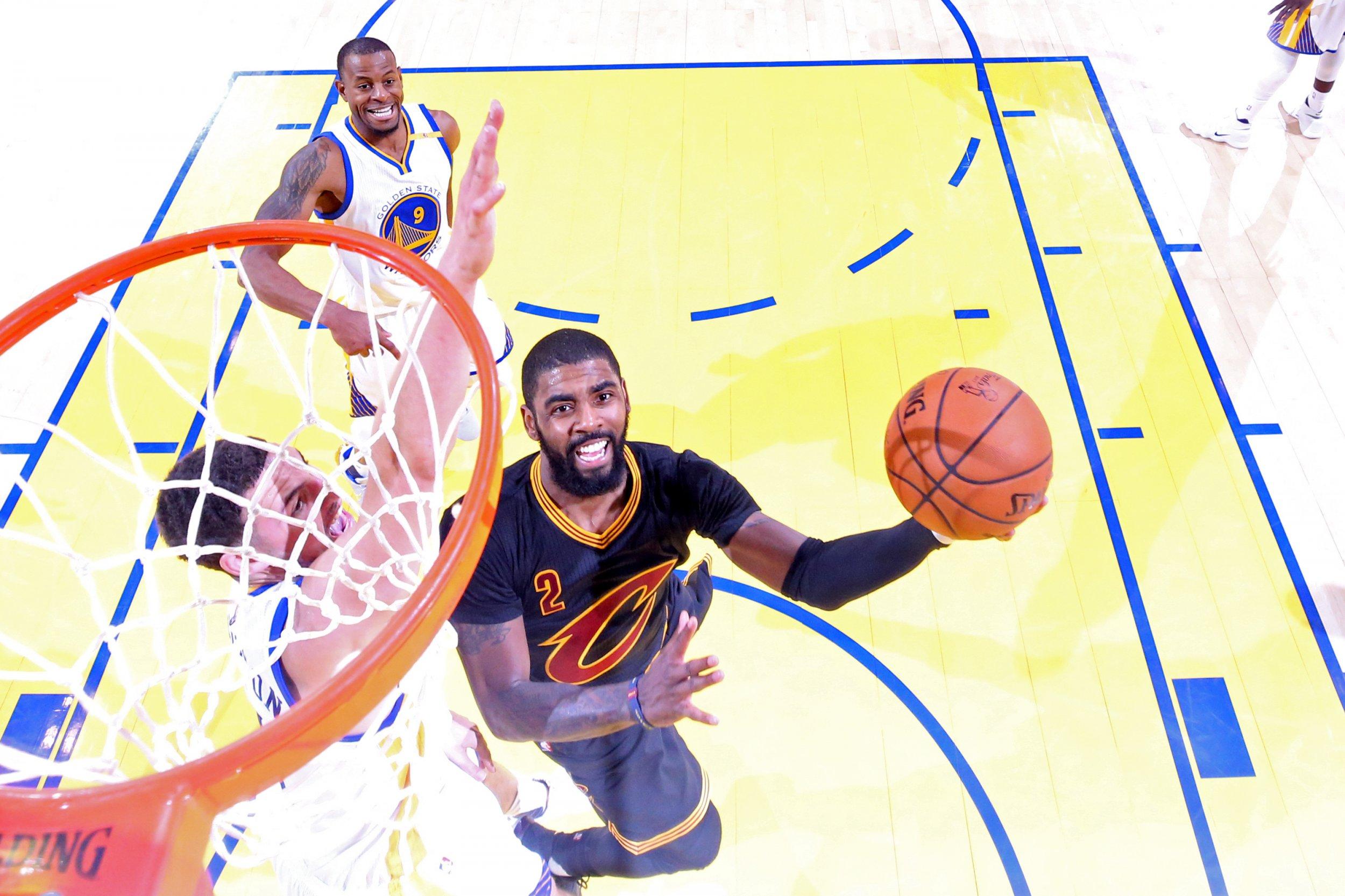 NBA Rumors: Kyrie Irving Shock Trade Option Revealed, De