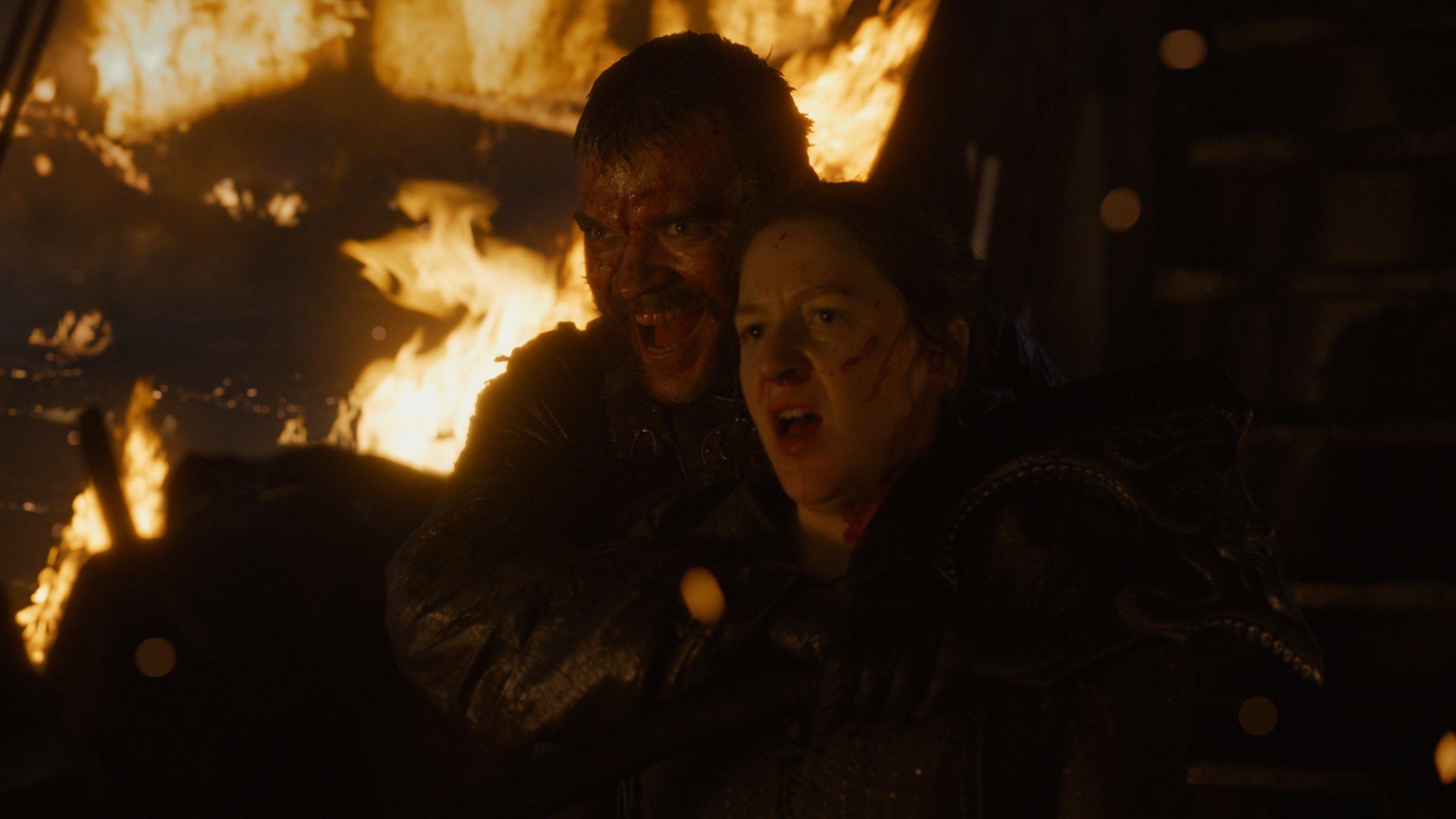 Game of Thrones - Euron Greyjoy makeover