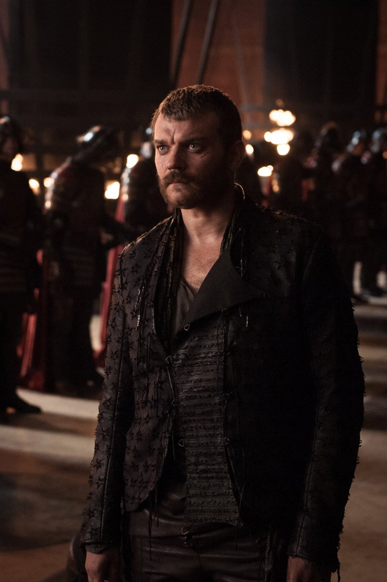 Game of Thrones - Euron new look