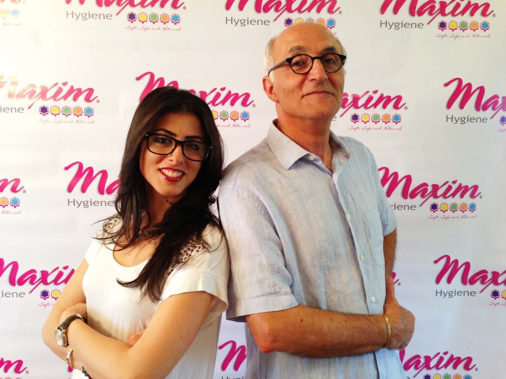 Whats in a Tampon? Immigrant Dad's Mission to Transform Feminine Hygiene