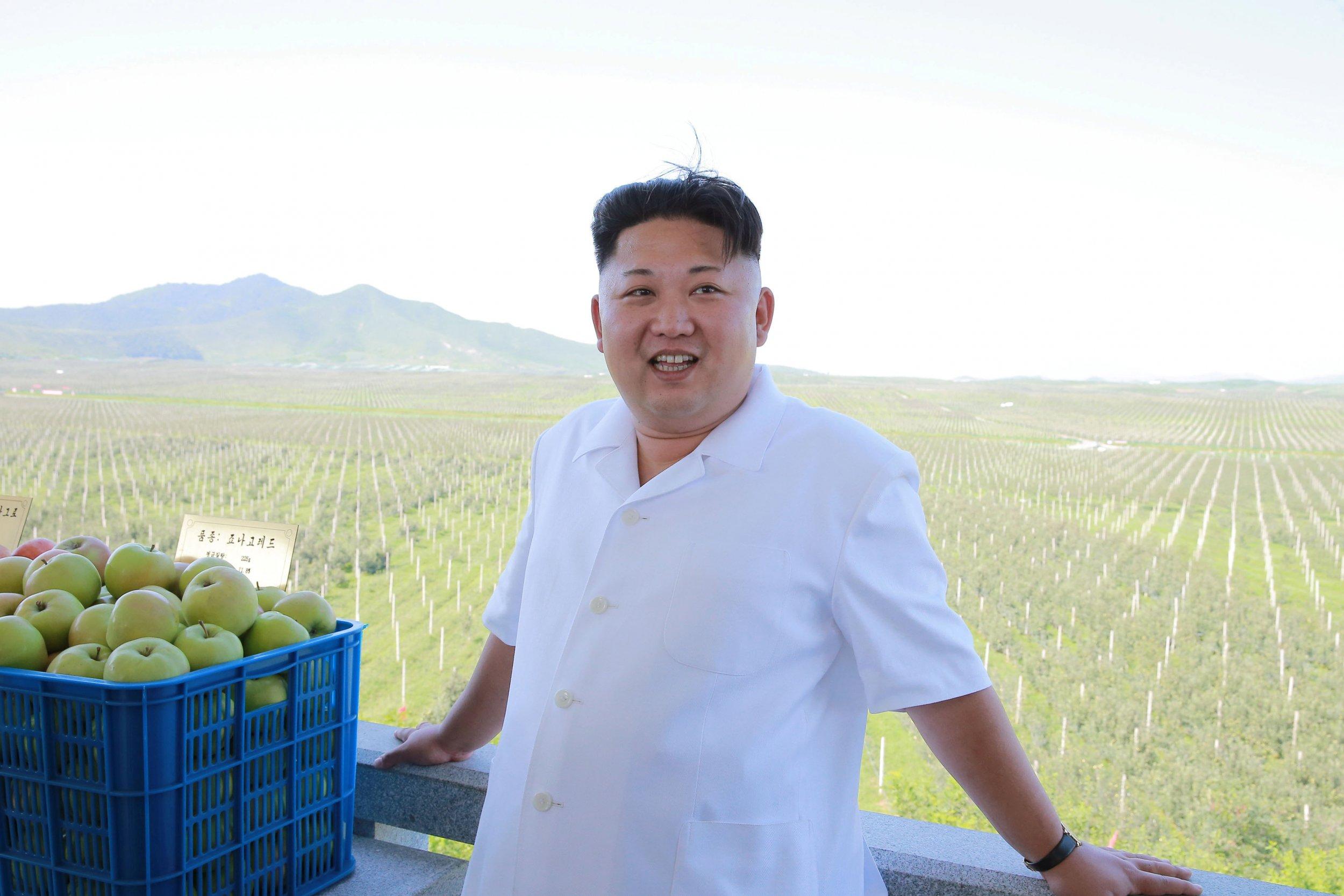 kim jong un - photo #40