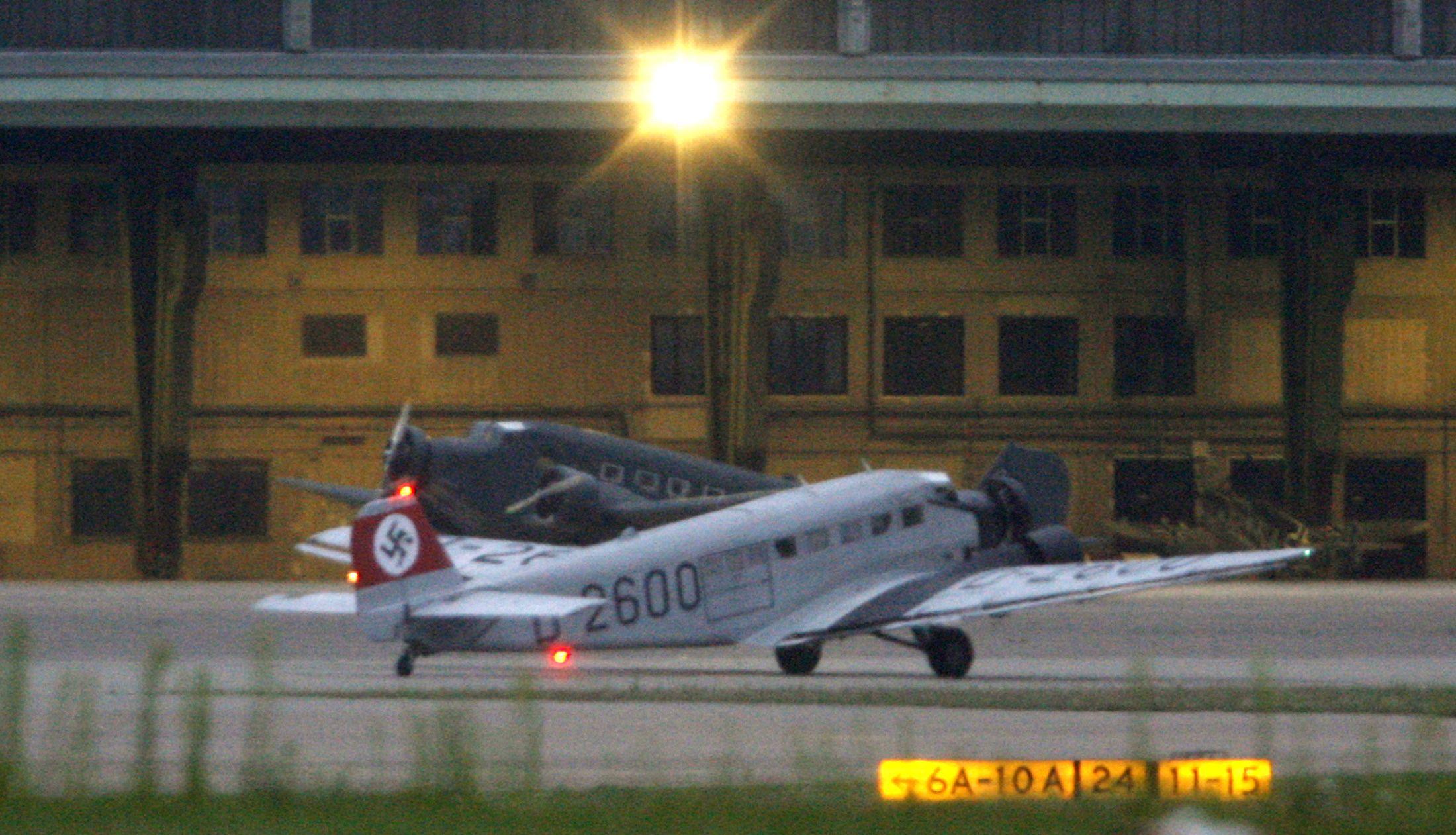 nazi planes