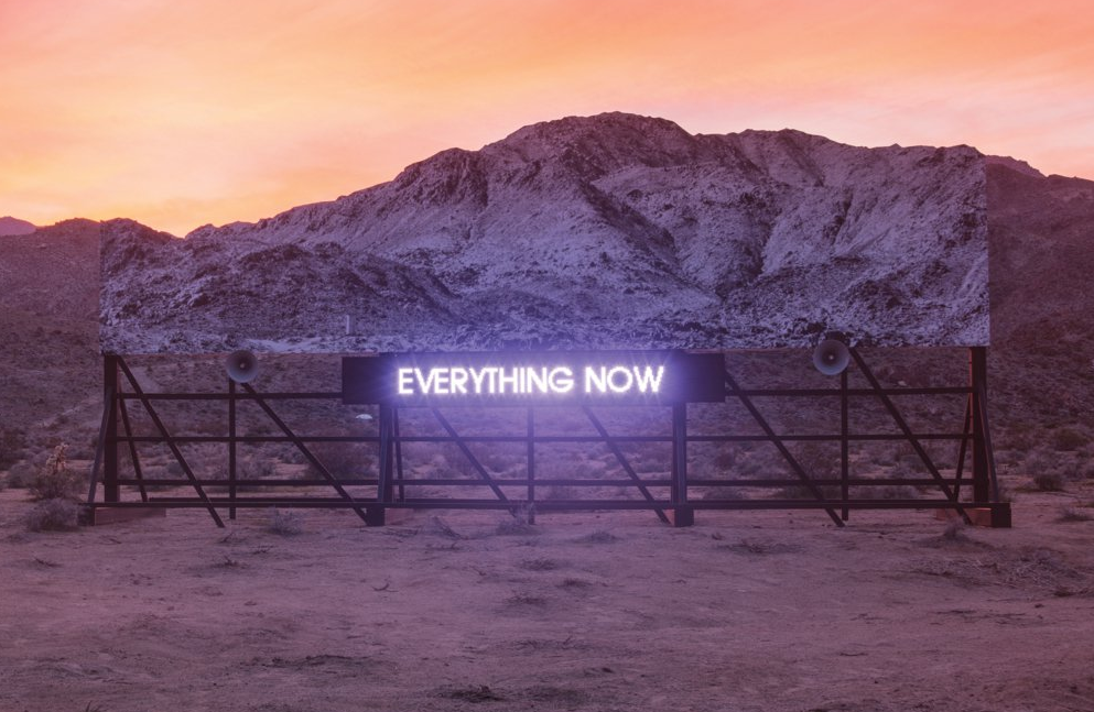 Arcade Fire's 'Everything Now' is a disco-flavored mess of an album