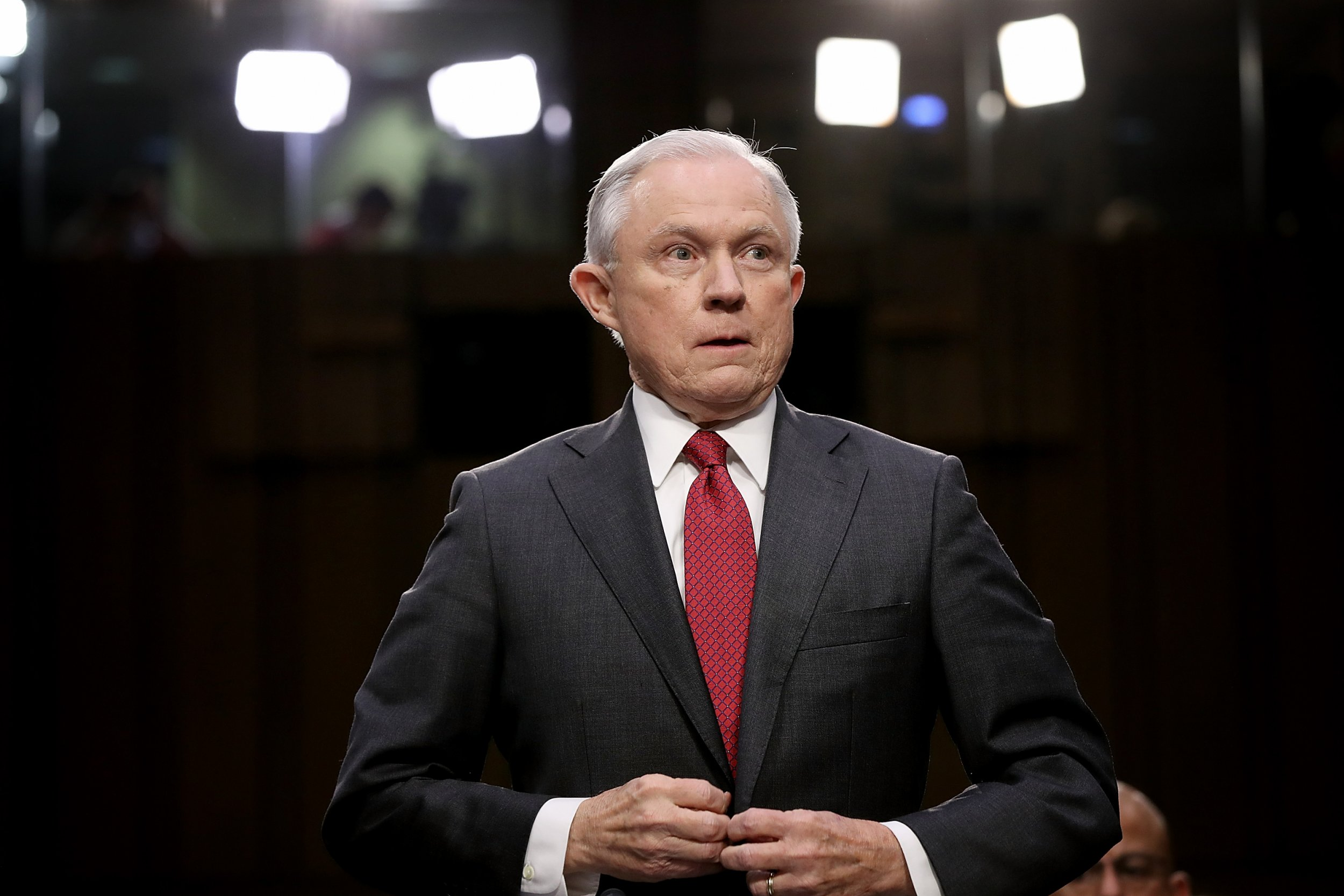 Donald Trump Pressures 'Weak' Jeff Sessions to Investigate ...