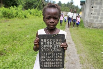 Nigeria is top country in the world for uneducated children