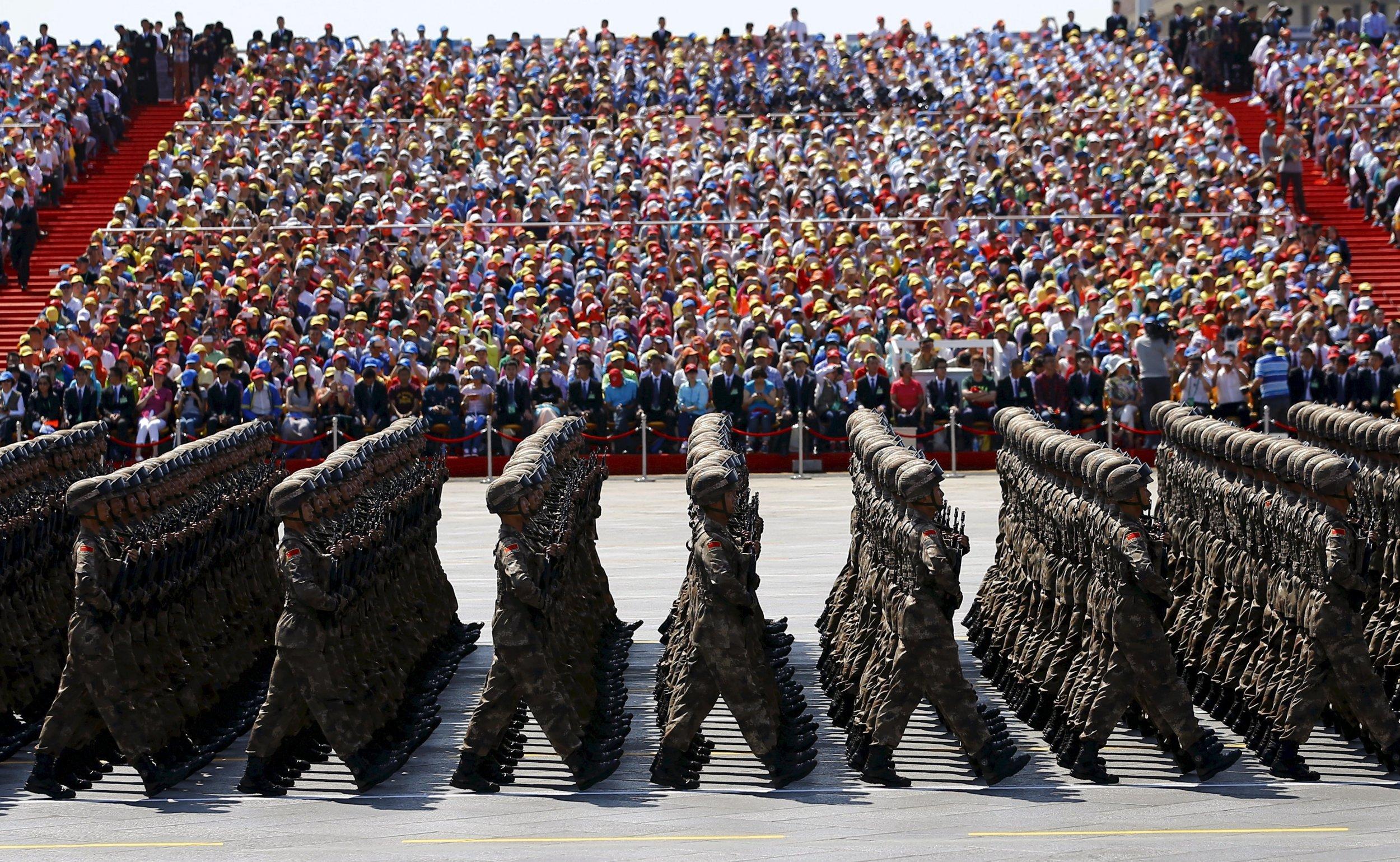 """Studi: Cina Kirim Tentaranya """"Belajar"""" Sains dan Teknologi di Universitas Barat"""