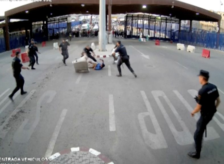 Morocco knife attack