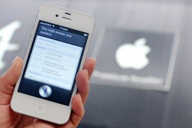 Siri on Apple