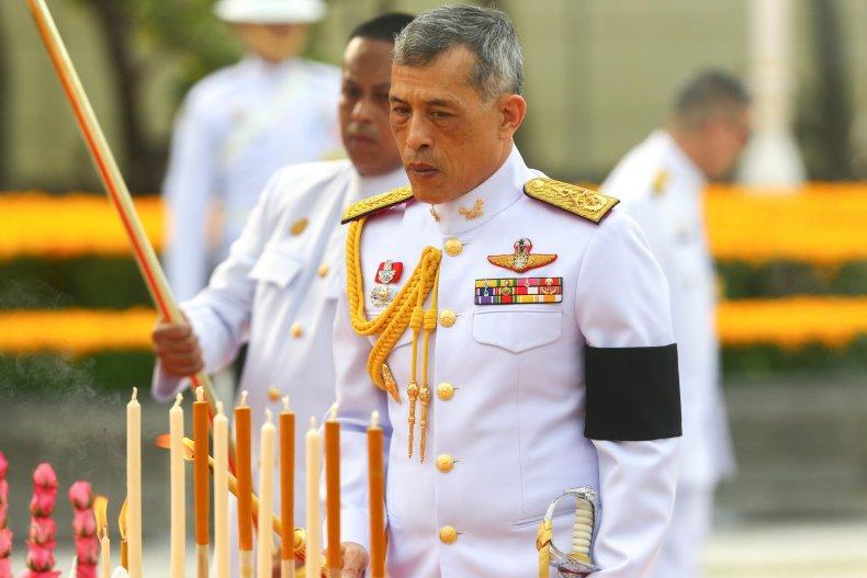 Thailand's King Maha Vajiralongkorn Bodindradebayavarangkun