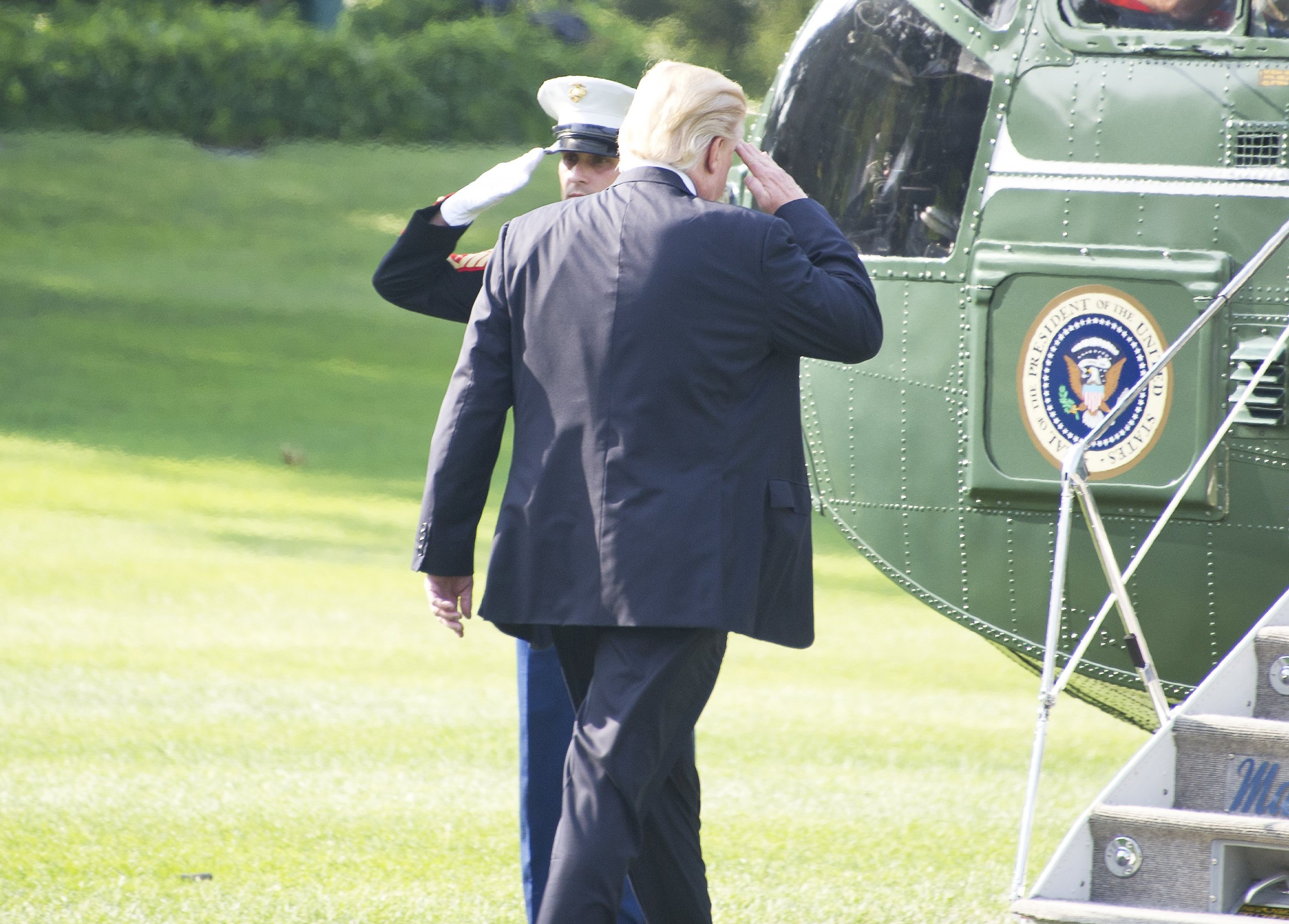 Donald Trump transgender military ban