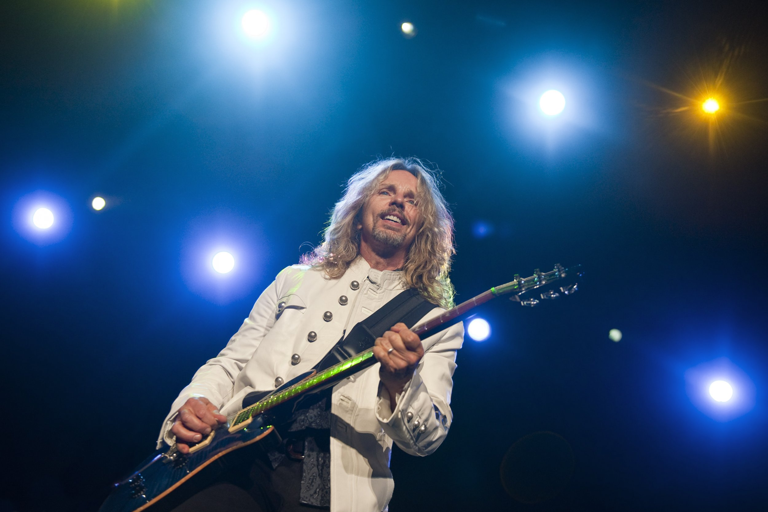 Styx Pluto S Moon: Styx's Tommy Shaw Blasts Off To Mars, Pluto, 'Paradise