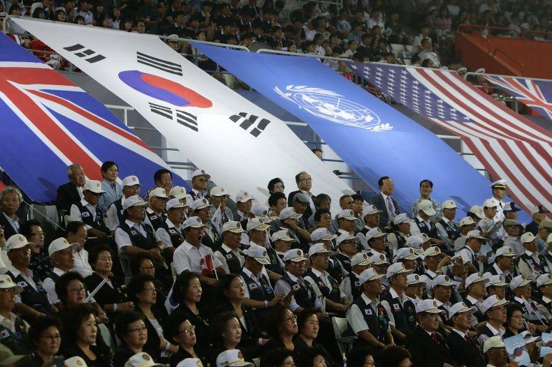 Korean War Armistice Day