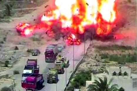 Egypt car bomb 5