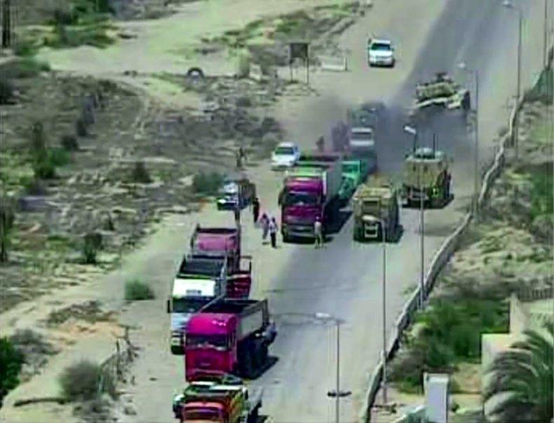 Egypt car bomb 3