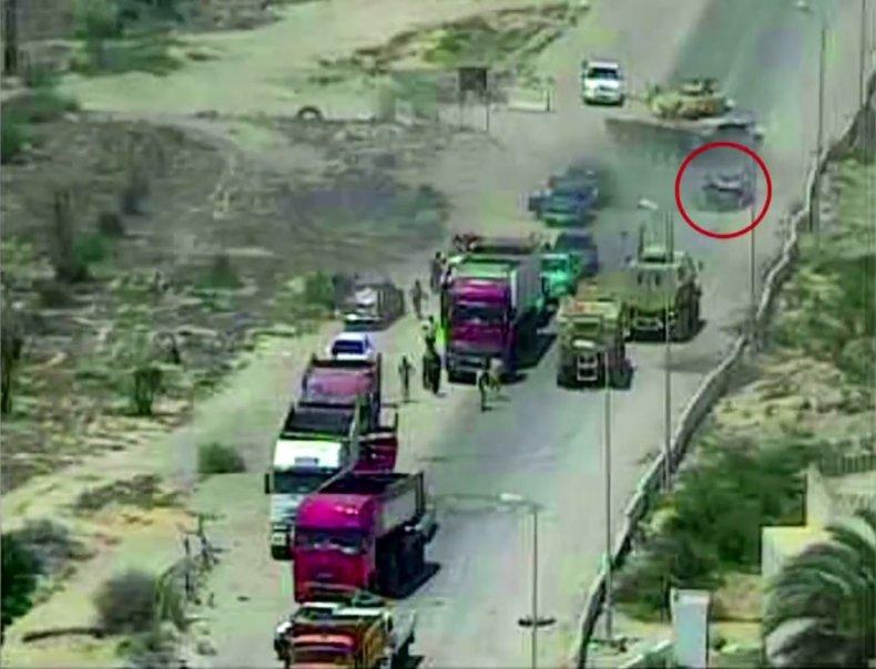 Egypt car bomb 4