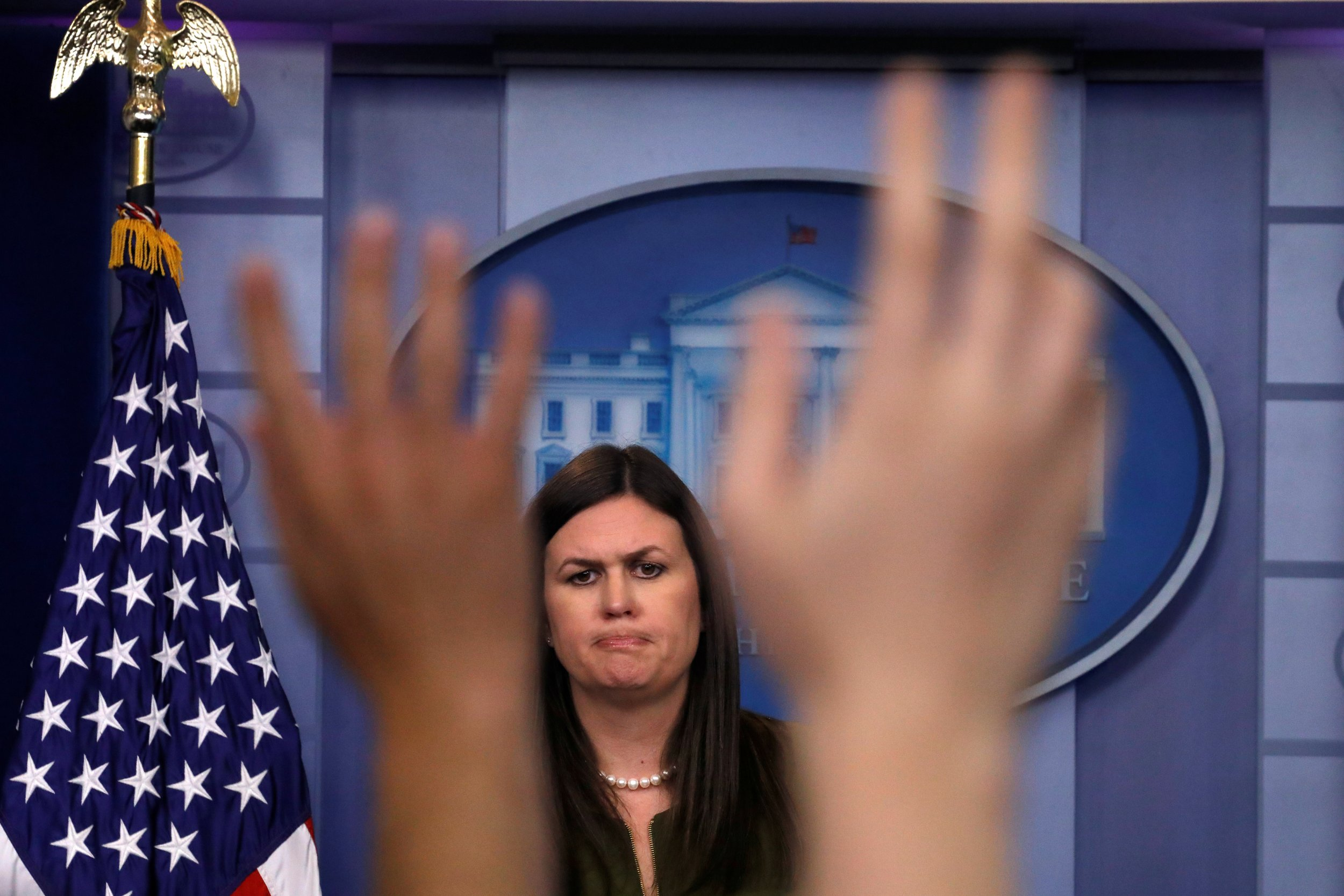 Sarah Huckabee Sanders Wouldn T Tell A 9 Year Old Boy How