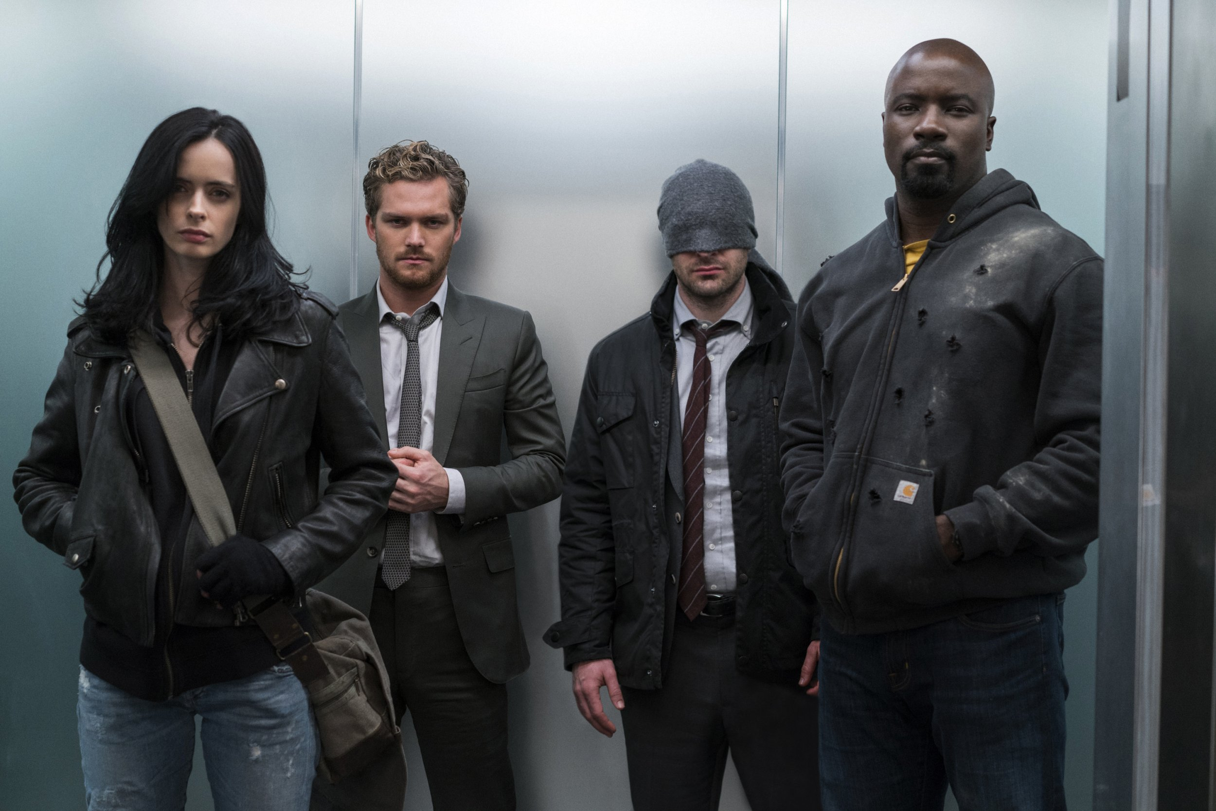 7-27-17 Marvel's The Defenders
