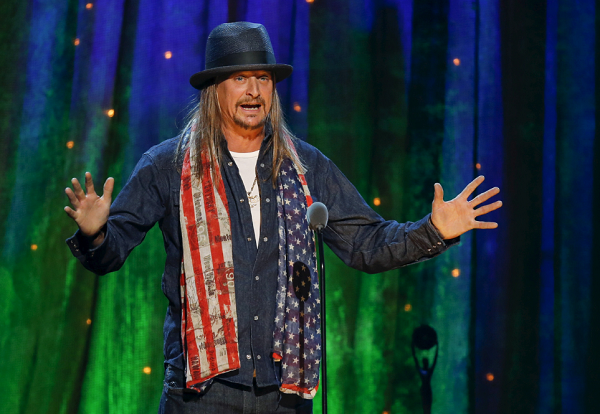 Kid Rock teases senate bid and announces voter registration nonprofit