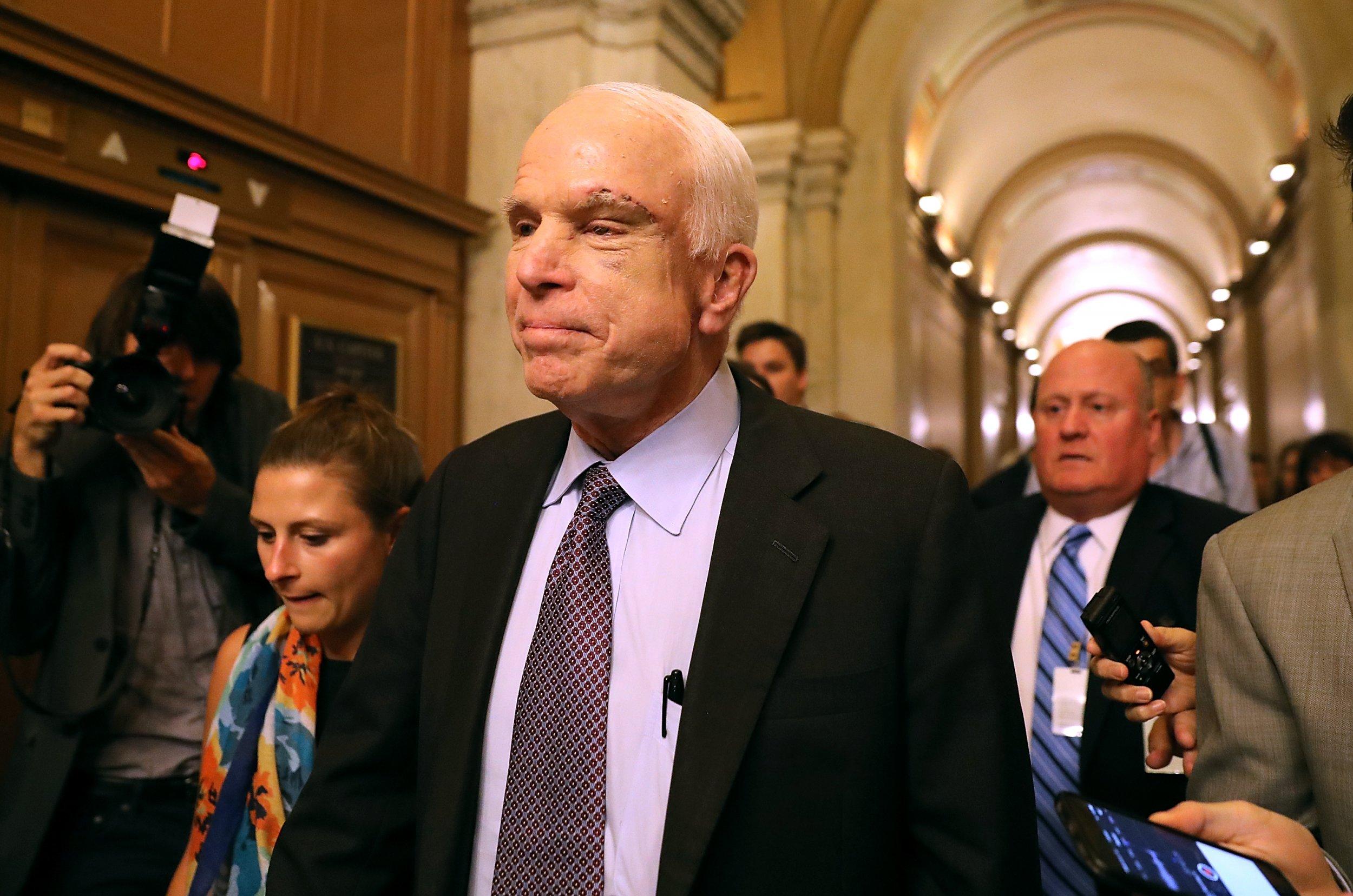 John McCain health care