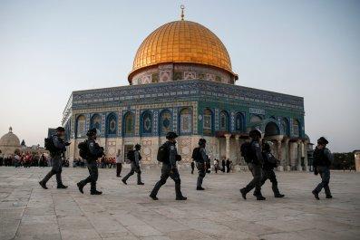 Jerusalem's Dome of the Rock