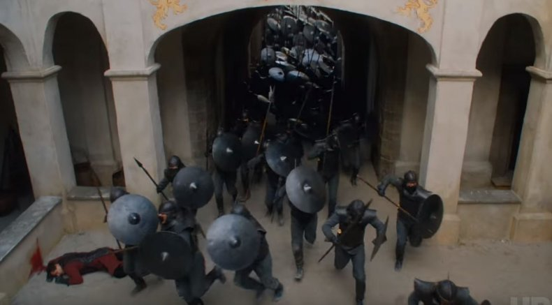 Casterly Rock siege