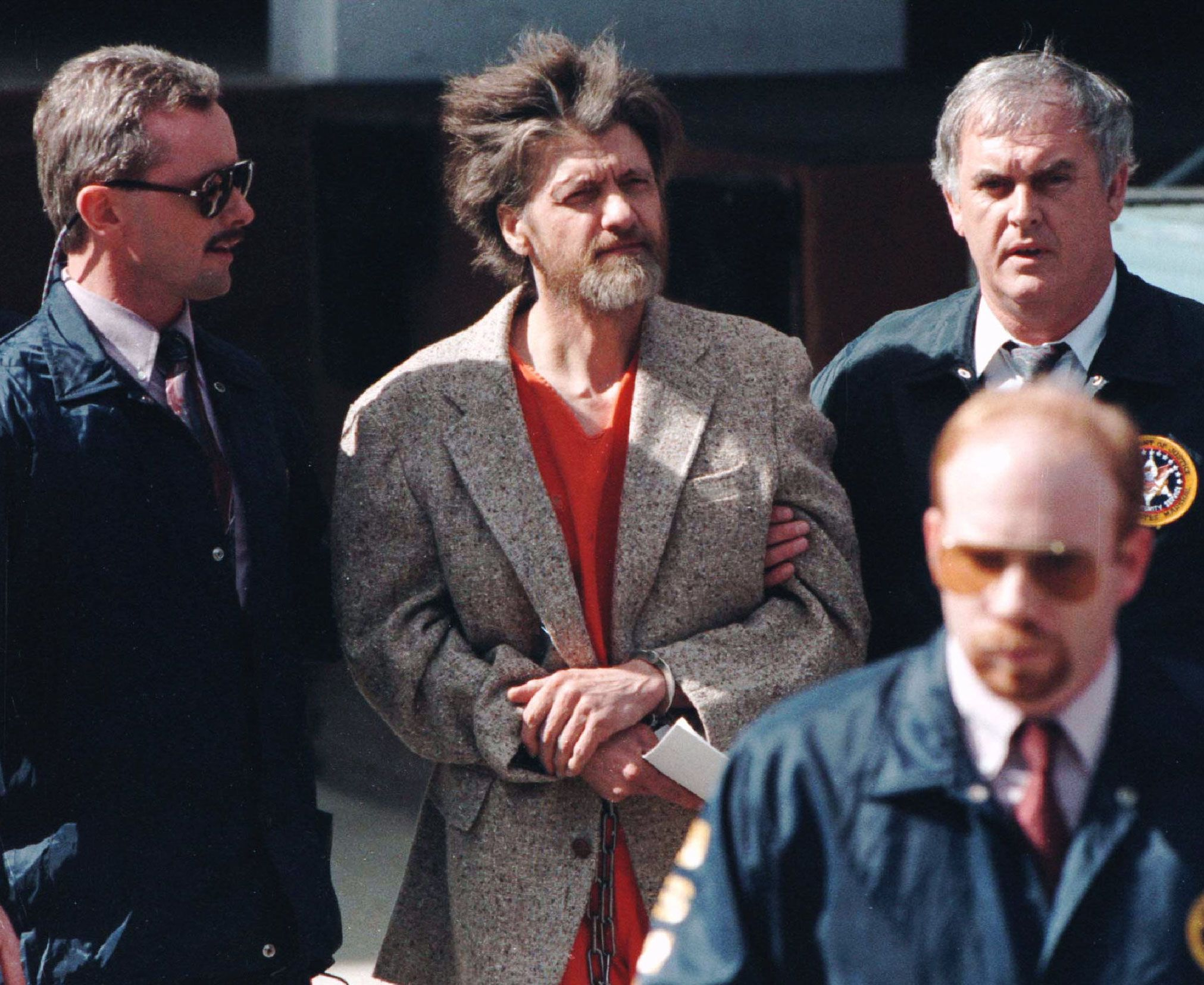 theodore kaczynski Theodore kaczynski, known as the unabomber, has been sentenced to four terms of life in prison he told the court in california the government's case against him was clearly political.